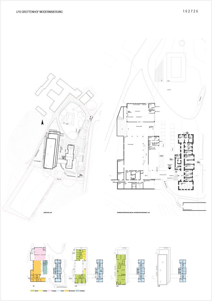 LFS Grottenhof Modernisierung