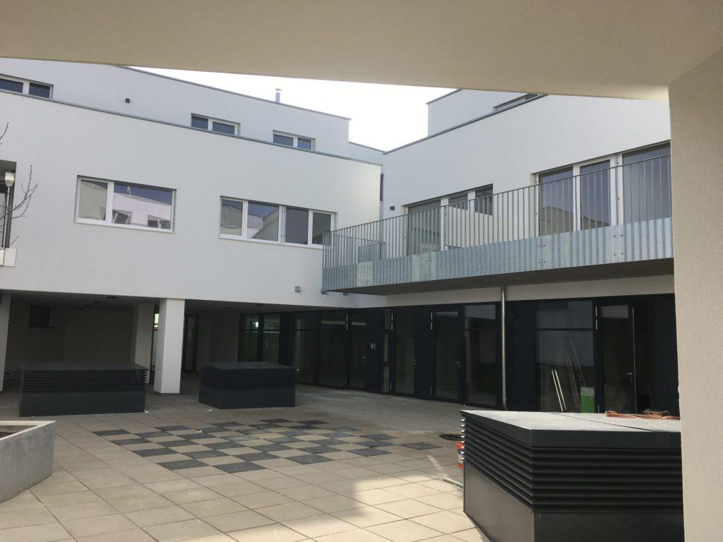 Wohn-und Geschäftsanlage MÜ III