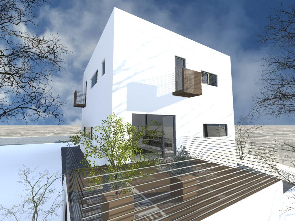 Wohnhaus MS